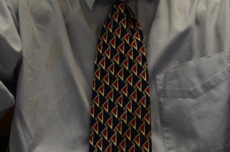 Super Tie to the Rescue