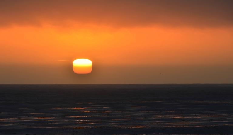 Carmel Bay sunset.