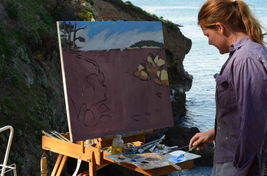 Point Lobos Painter.2
