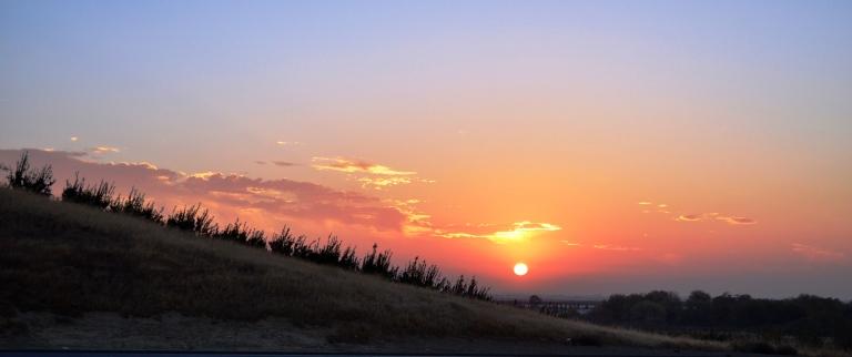 Newman Sunrise