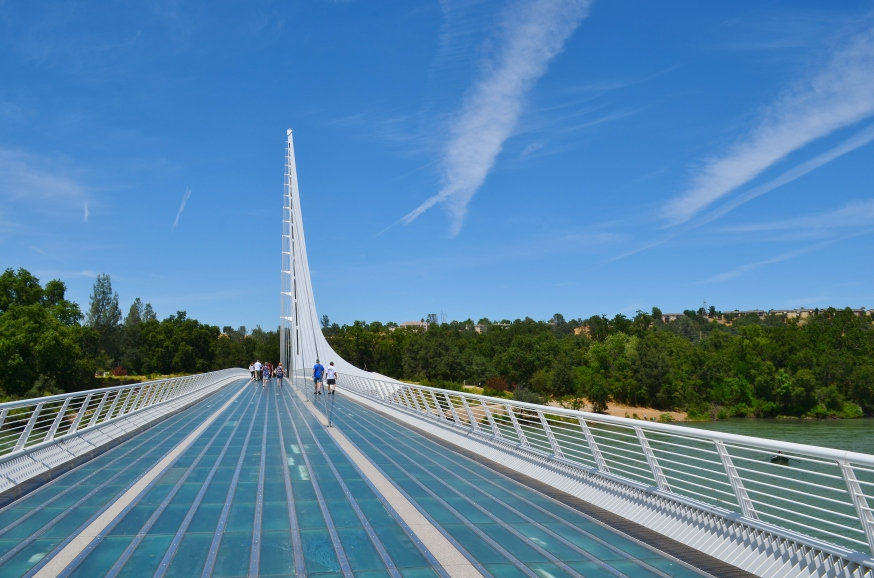 Sudial Bridge