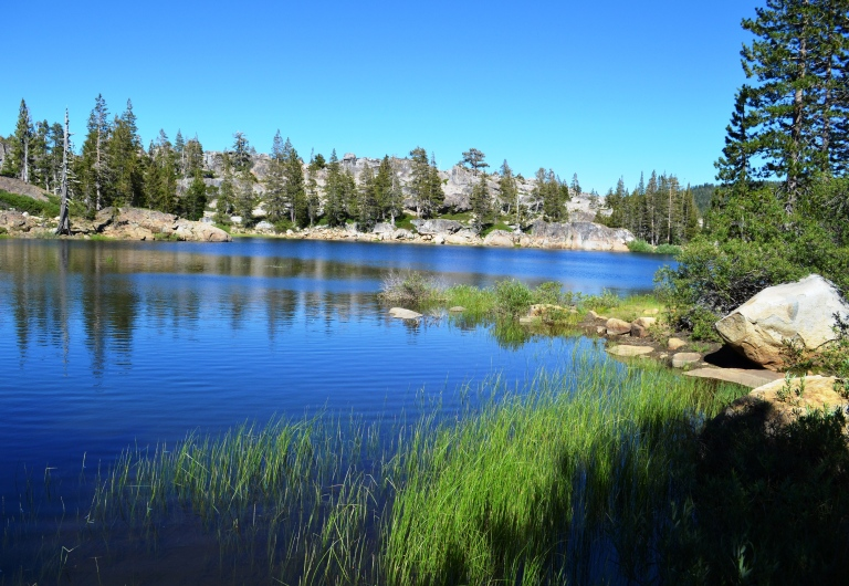alpine lake - Copy
