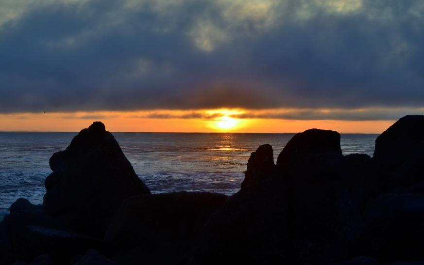 sunset with marine layer.JPG
